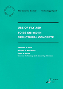 Use of fly ash to BS EN 450 in structural concrete
