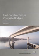 Fast construction of concrete bridges