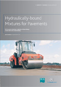 Hydraulically-bound mixtures for pavements