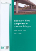 Use of fibre composites in concrete bridges