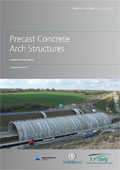 Precast concrete arch structures - state of the art report