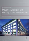 TR67 Movement, restraint and cracking in concrete structures