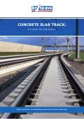 Concrete slab track: on track for the future (Free PDF)