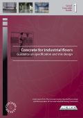 Concrete for industrial floors<br>- guidance on specification and mix design - GCG1