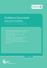 Guidance Document - Basements for dwellings