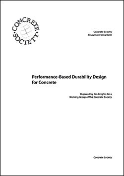 Performance-Based Durability Design for Concrete