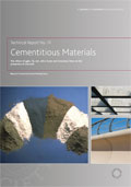 TR74 Cementitious materials