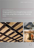 TR55 Design guidance for strengthening concrete structures using fibre composite materials